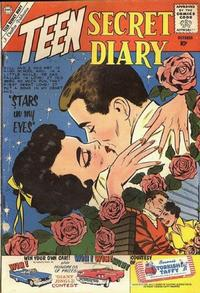 Cover Thumbnail for Teen Secret Diary (Charlton, 1959 series) #7