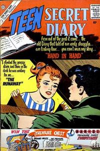 Cover Thumbnail for Teen Secret Diary (Charlton, 1959 series) #9
