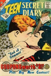 Cover Thumbnail for Teen Secret Diary (Charlton, 1959 series) #10