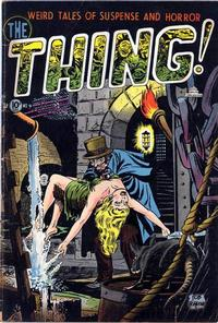 Cover Thumbnail for The Thing (Charlton, 1952 series) #9