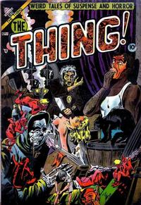 Cover Thumbnail for The Thing (Charlton, 1952 series) #11