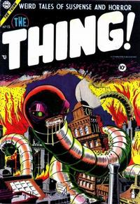 Cover Thumbnail for The Thing (Charlton, 1952 series) #15