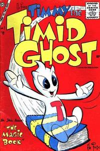 Cover Thumbnail for Timmy the Timid Ghost (Charlton, 1956 series) #7