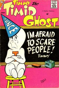 Cover Thumbnail for Timmy the Timid Ghost (Charlton, 1956 series) #13