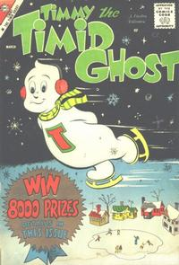 Cover Thumbnail for Timmy the Timid Ghost (Charlton, 1956 series) #14