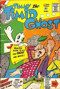Cover Thumbnail for Timmy the Timid Ghost (Charlton, 1956 series) #17