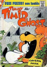 Cover Thumbnail for Timmy the Timid Ghost (Charlton, 1956 series) #18