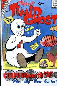 Cover Thumbnail for Timmy the Timid Ghost (Charlton, 1956 series) #26