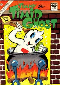 Cover Thumbnail for Timmy the Timid Ghost (Charlton, 1956 series) #27