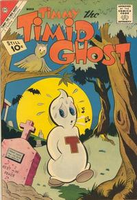 Cover Thumbnail for Timmy the Timid Ghost (Charlton, 1956 series) #31