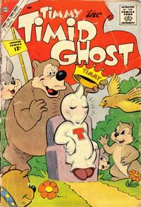 Cover Thumbnail for Timmy the Timid Ghost (Charlton, 1956 series) #32