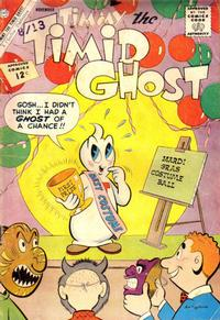 Cover Thumbnail for Timmy the Timid Ghost (Charlton, 1956 series) #35