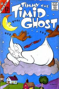 Cover Thumbnail for Timmy the Timid Ghost (Charlton, 1956 series) #38