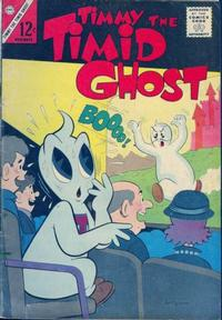Cover Thumbnail for Timmy the Timid Ghost (Charlton, 1956 series) #41