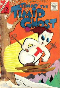 Cover Thumbnail for Timmy the Timid Ghost (Charlton, 1956 series) #43