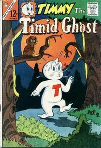 Cover Thumbnail for Timmy the Timid Ghost (Charlton, 1956 series) #44