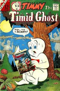 Cover Thumbnail for Timmy the Timid Ghost (Charlton, 1956 series) #45