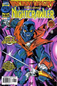 Cover Thumbnail for Uncanny Origins (Marvel, 1996 series) #8