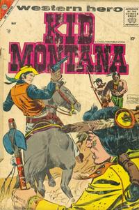 Cover Thumbnail for Kid Montana (Charlton, 1957 series) #12