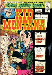 Cover Thumbnail for Kid Montana (Charlton, 1957 series) #18