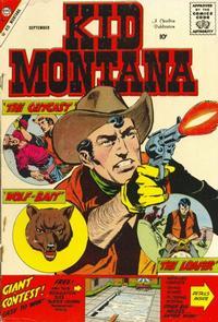 Cover Thumbnail for Kid Montana (Charlton, 1957 series) #19
