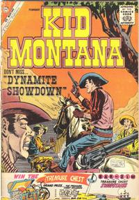 Cover Thumbnail for Kid Montana (Charlton, 1957 series) #27