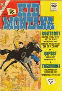 Cover Thumbnail for Kid Montana (Charlton, 1957 series) #33