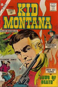 Cover Thumbnail for Kid Montana (Charlton, 1957 series) #37