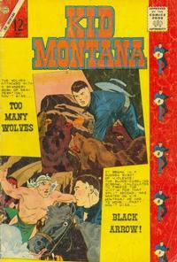 Cover Thumbnail for Kid Montana (Charlton, 1957 series) #40