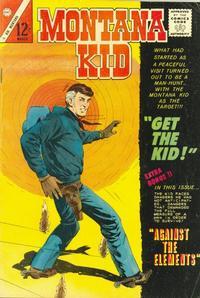 Cover Thumbnail for Kid Montana (Charlton, 1957 series) #50
