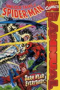 Cover Thumbnail for Untold Tales of Spider-Man '97 (Marvel, 1997 series) #[nn]