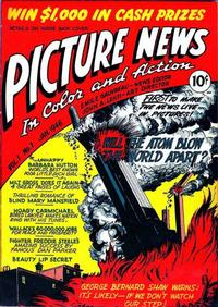 Cover Thumbnail for Picture News (Lafayette Street Corporation, 1946 series) #1