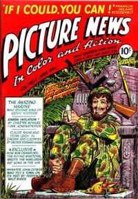 Cover Thumbnail for Picture News (Lafayette Street Corporation, 1946 series) #4