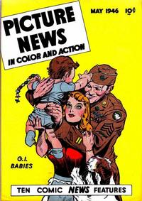 Cover Thumbnail for Picture News (Lafayette Street Corporation, 1946 series) #5