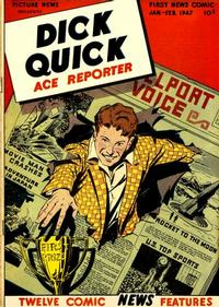 Cover Thumbnail for Picture News (Lafayette Street Corporation, 1946 series) #10