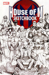 Cover Thumbnail for House of M Sketchbook (Marvel, 2005 series)