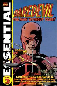 Cover Thumbnail for Essential Daredevil (Marvel, 2002 series) #3