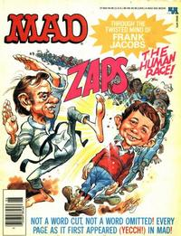 Cover Thumbnail for A Mad Big Book [Mad Zaps The Human Race!] (EC, 1984 series)