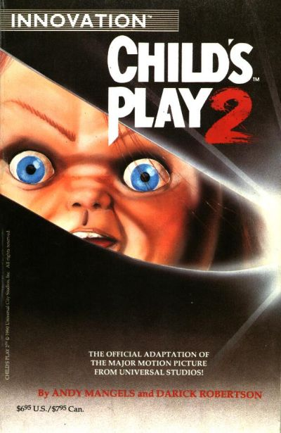 Cover for Child's Play 2 (Innovation, 1991 series) #[nn]