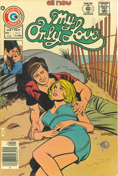 Cover for My Only Love (Charlton, 1975 series) #7