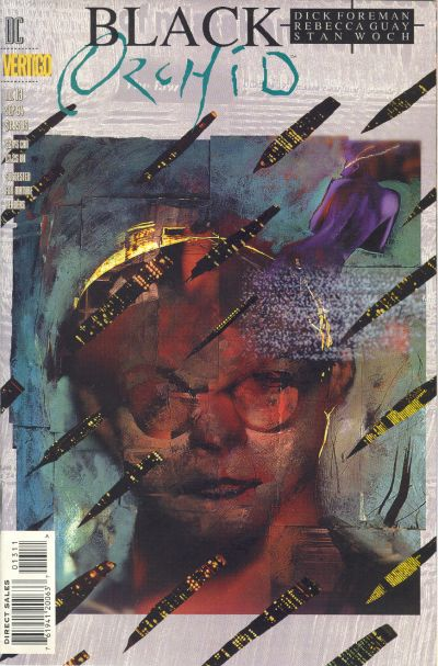 Cover for Black Orchid (DC, 1993 series) #13