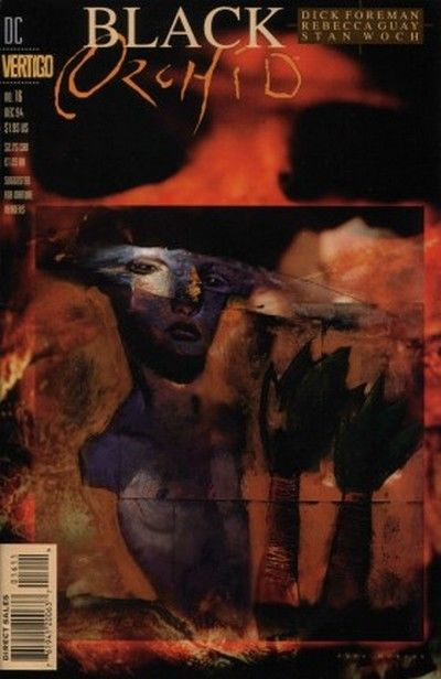 Cover for Black Orchid (DC, 1993 series) #16