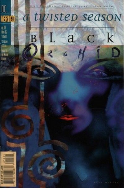 Cover for Black Orchid (DC, 1993 series) #19