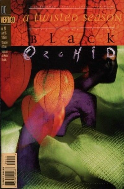 Cover for Black Orchid (DC, 1993 series) #20