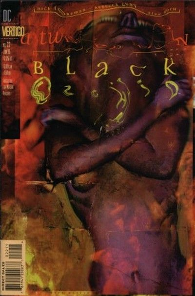 Cover for Black Orchid (DC, 1993 series) #22