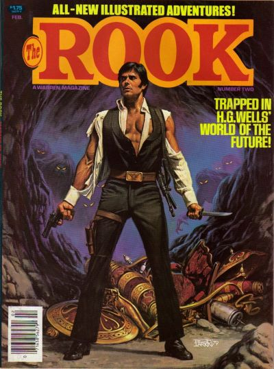 Cover for The Rook Magazine (Warren, 1979 series) #2