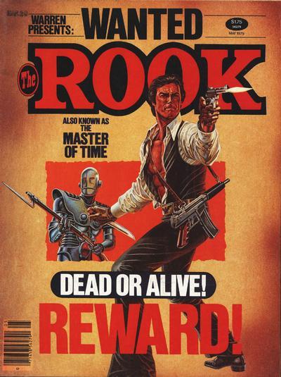 Cover for Warren Presents (Warren, 1979 series) #2