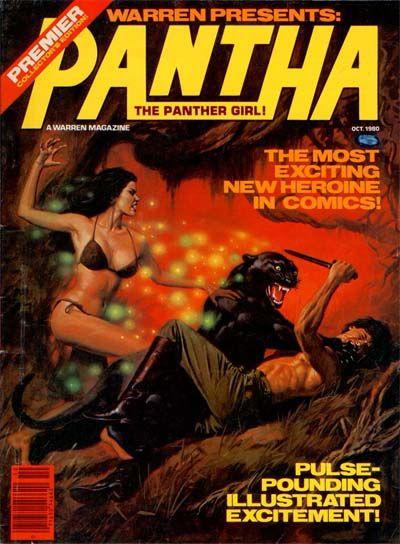 Cover for Warren Presents (Warren, 1979 series) #8