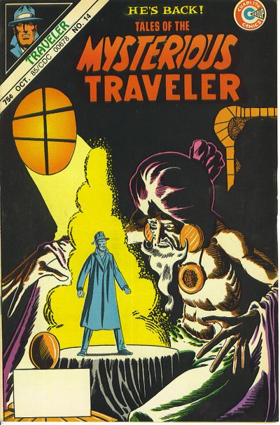 Cover for Tales of the Mysterious Traveler (Charlton, 1985 series) #14