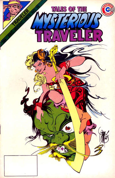 Cover for Tales of the Mysterious Traveler (Charlton, 1985 series) #15
